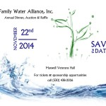 Annual Dinner, Auction & Raffle – Save the Date