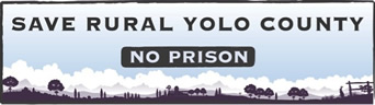 Save Rural Yolo County Logo